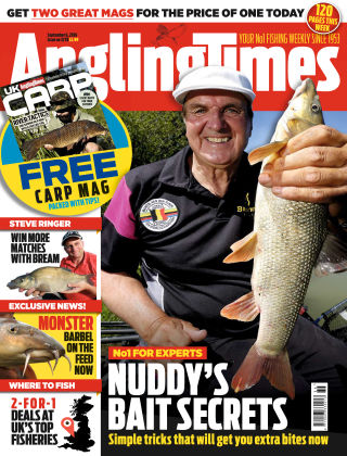 Angling Times NR.36 2016