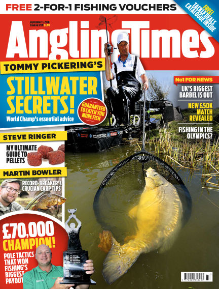 Angling Times September 13, 2016 00:00