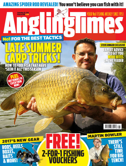 Angling Times September 20, 2016 00:00
