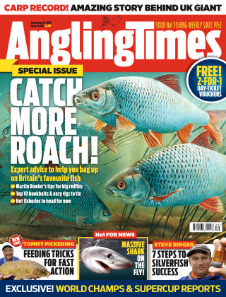 Angling Times NR.39 2016