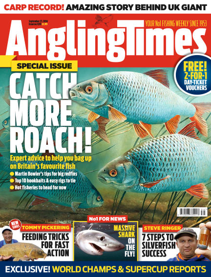 Angling Times September 27, 2016 00:00