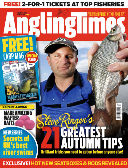 Angling Times October 04, 2016 00:00