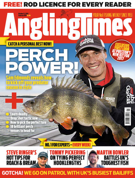Angling Times October 11, 2016 00:00