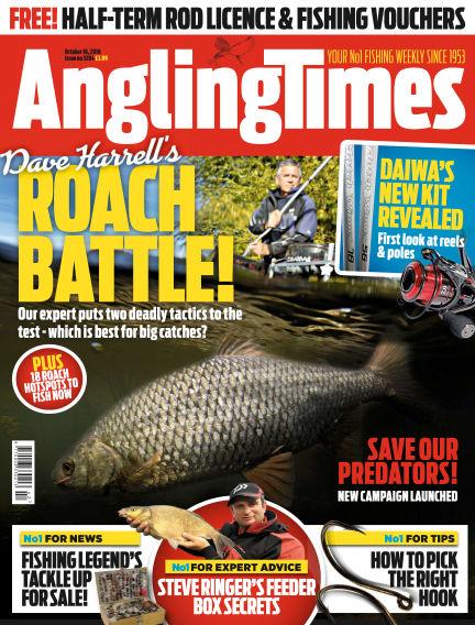 Angling Times October 18, 2016 00:00