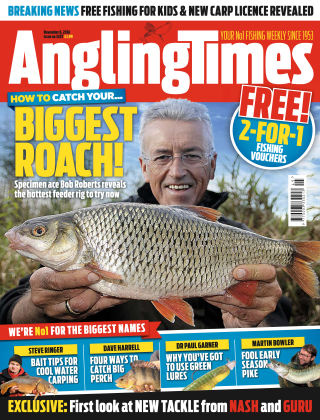 Angling Times NR.45 2016