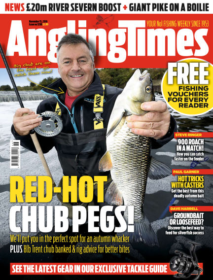 Angling Times November 15, 2016 00:00