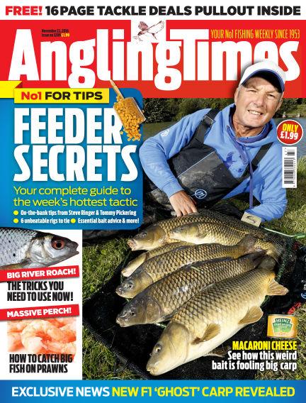 Angling Times November 22, 2016 00:00