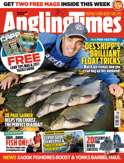 Angling Times December 06, 2016 00:00