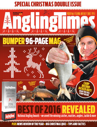 Angling Times NR.50 2016