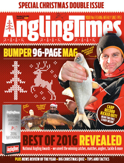 Angling Times December 13, 2016 00:00
