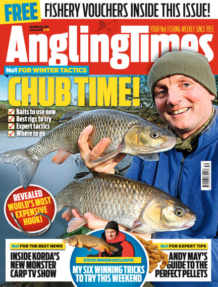 Angling Times December 28, 2016 00:00