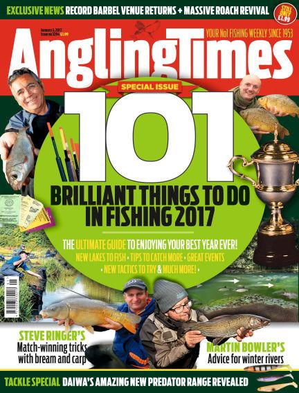 Angling Times January 03, 2017 00:00