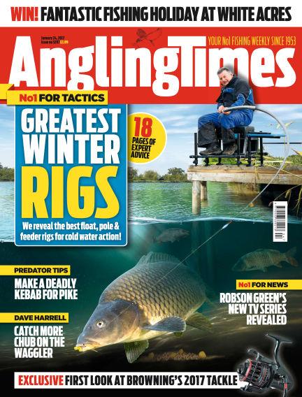 Angling Times January 24, 2017 00:00