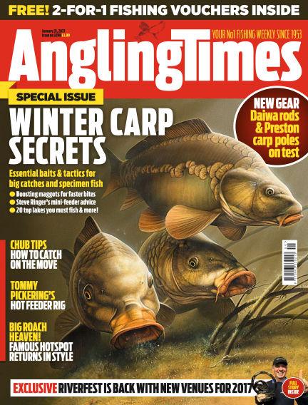 Angling Times January 31, 2017 00:00