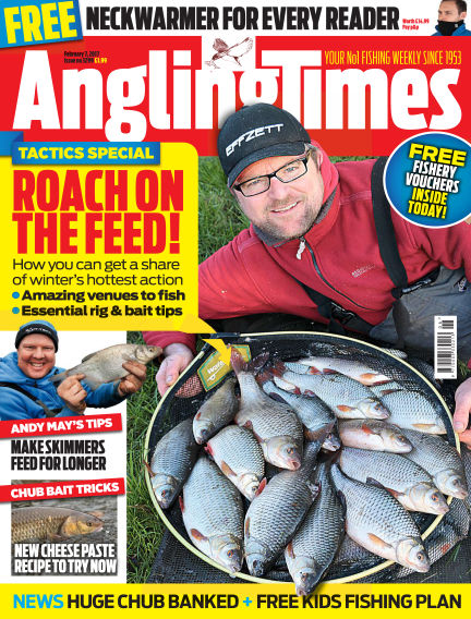Angling Times February 07, 2017 00:00