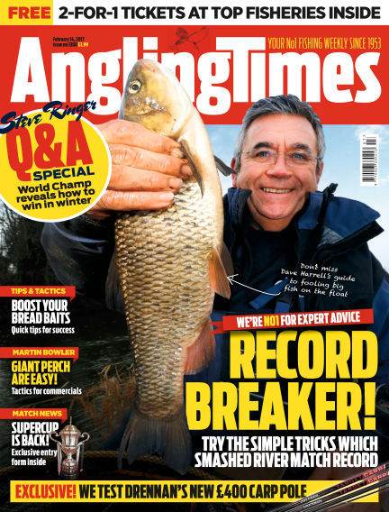 Angling Times February 14, 2017 00:00