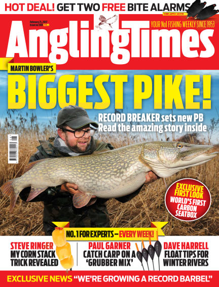Angling Times February 21, 2017 00:00