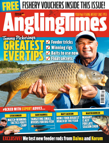 Angling Times February 28, 2017 00:00