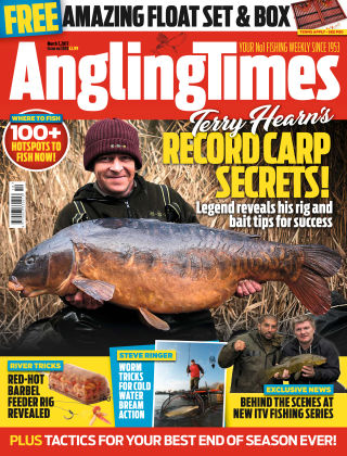 Angling Times NR.10 2017