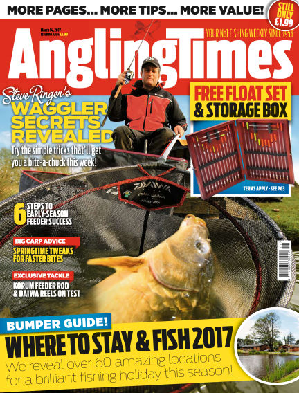 Angling Times March 14, 2017 00:00