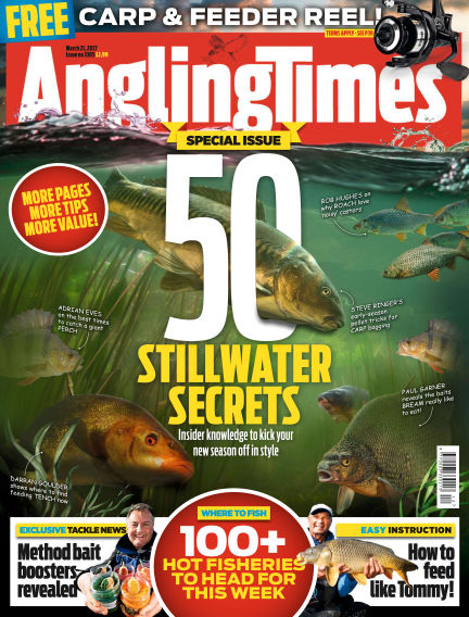 Angling Times March 21, 2017 00:00