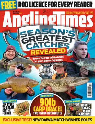 Angling Times NR.13 2017
