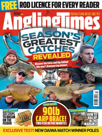 Angling Times March 28, 2017 00:00