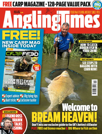 Angling Times April 04, 2017 00:00