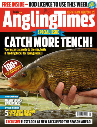 Angling Times NR.16 2017
