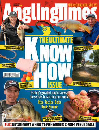 Angling Times NR.17 2017