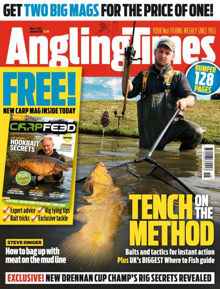 Angling Times May 02, 2017 00:00