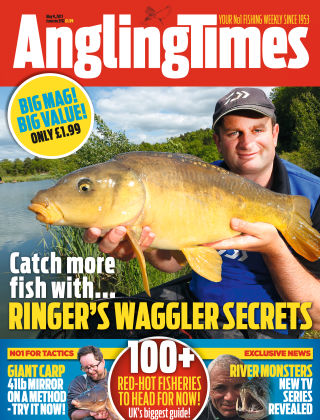 Angling Times NR.19 2017