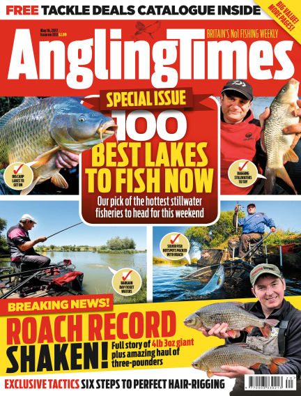 Angling Times May 16, 2017 00:00