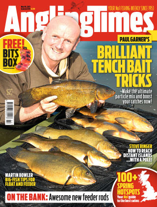 Angling Times NR.22 2017