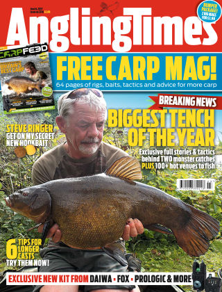 Angling Times NR.23 2017
