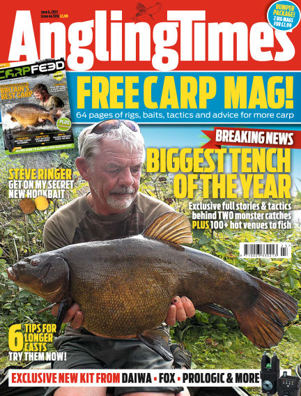 Angling Times June 06, 2017 00:00