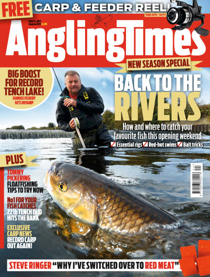 Angling Times June 13, 2017 00:00