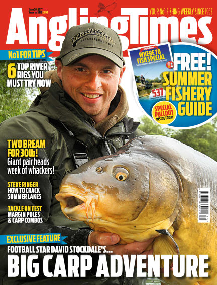 Angling Times June 20, 2017 00:00