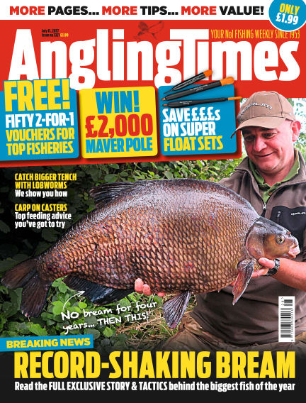 Angling Times July 11, 2017 00:00