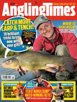 Angling Times NR.29 2017