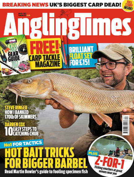 Angling Times July 25, 2017 00:00