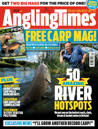 Angling Times NR.31 2017