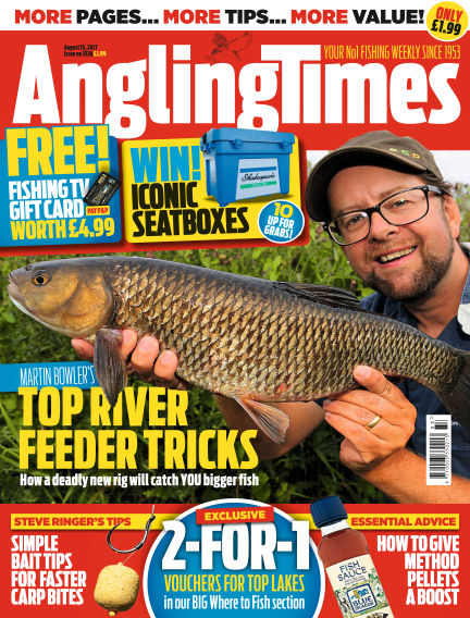 Angling Times August 15, 2017 00:00