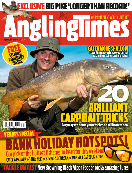 Angling Times August 22, 2017 00:00