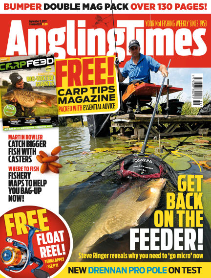 Angling Times September 05, 2017 00:00