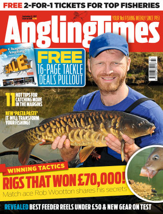 Angling Times NR.37 2017