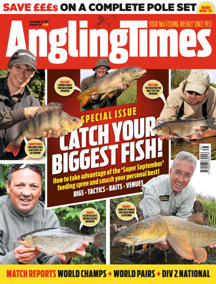 Angling Times September 19, 2017 00:00