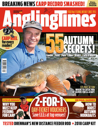 Angling Times NR.39 2017