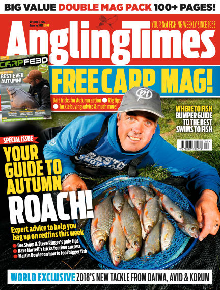 Angling Times October 03, 2017 00:00