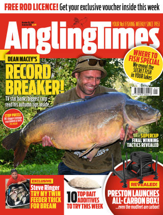Angling Times NR.41 2017